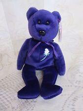 Beany Baby Princess Diana Purple 1997 PE Pellets 64b40bf69760