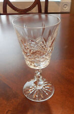 """WATERFORD CRYSTAL KENMARE 6"""" CLARET WINE GLASS (S) SIGNED EXCELLENT"""