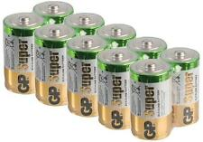 BATTERY ALKALINE D 1.5V PK10 Batteries Non-rechargeable