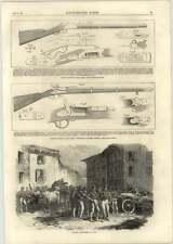 1866 CULATTA caricamento Needham'S adattato Enfield, Italiana Volontari SALO