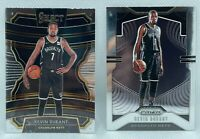 Kevin Durant Panini Chronicles Prizm Update #508 SP NM Mosaic & Select Lot (5)!
