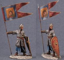 Tin toy soldiers ELITE painted 54 mm Old Russian Warrior