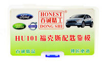 Honest  HU101 Locksmith Car Key Moulds for Focus Key Duplicating
