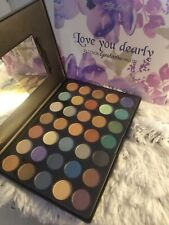 Celavi Love You Dearly Professional Shimmer Eyeshadow Palette 35 Colors Authenti