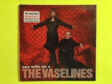 The Vaselines - Sex with an X Vinyl LP Record - Brand New