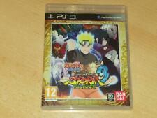 Naruto Shippuden Ultimate Ninja Storm 3 Full Burst PS3 Playstation 3