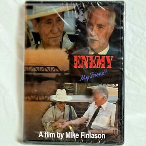 Enemy My Friend? DVD-R NEW Sealed The Real Railway Man True Story Doco Free📮