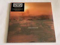 New Rare Nine Inch Nails Year Zero Remixed 3LP Vinyl 2007 Interscope Reznor NiN