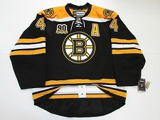 BOBBY ORR BOSTON BRUINS AUTHENTIC 90th ANNIVERSARY REEBOK EDGE 2.0 7287 JERSEY