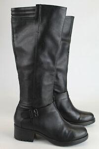 Esprit Gr.38 Damen Hochschaft Stiefel Stiefeletten Boots  TOP  Nr. 92 F