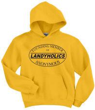 Naughtees Clothing Landyholics Anonymous Sudadera Con Capucha Land Rover Landy