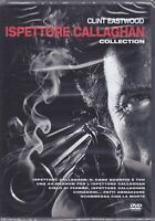 5 dvd Box Set Cofanetto ISPETTORE CALLAGHAN COLLECTION con Clint Eastwood nuovo