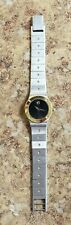 *Ladies Movado Museum Two Tone Stainless Steel Watch 87.A1.836C Pre-owned