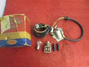 Back Up Lamp Package Fits 1949 49 Desoto Deluxe Models NOS MOPAR 4329818
