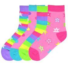 Psockadelic Unisex Kids Red Graphic Socks One Size 4519