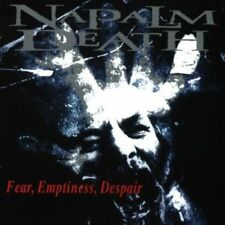 Napalm Death - Fear Emptiness Despair NEW CD