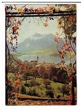 Postcard: Schliersee / Bayerische Alpen, Germany