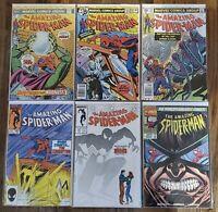 Marvel Comics The Amazing Spider-Man Vol. 1 (1963-2014) Lot Pick Comics