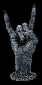 Baphomet Hand - Horns - Nemesis Now Gothic Hand Halloween Deko