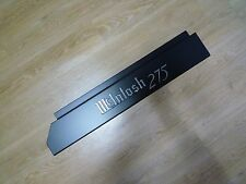 McIntosh MC-275 MC275 275 amplifier's bottom base chassis – New reproduction