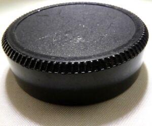 Universal M42 Screw in Rear Lens Cap Plastic Pentax mount manual focus vintage