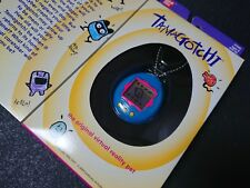 Tamagotchi Blue Pink English Ver, BANDAI 1996 Super Rare Old Game