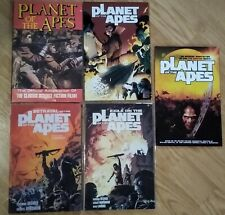 Lot of 5 Planet of the Apes Graphic Novel Comic Books Exile Betrayal 1st Pota