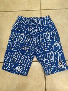 Billionaire Boys Club Raygun Short in Heather Grey 891-4102 L XL NWT
