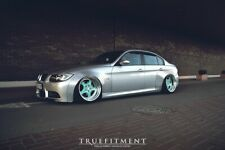 BMW 3-series e90 widebody kit/ universal fender flares