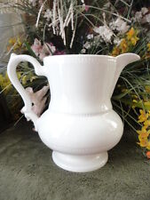 LORD NELSON Pottery England PITCHER 7 in tall Vintage