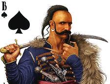 """Russian playing cards, russische spielkarten,""""Корчма Тарас Бульба"""", В. Ерко 2"""