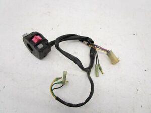 90 Yamaha YFM 100 Champ Left Handlebar Bar Switch 2HX-83973-09-00 1987-1991