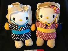 Choose One~11 inch Big Traditional Sanrio Hello Kitty Plush from Japan-ship free
