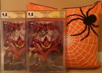 AMAZING SPIDER-MAN: #797 CGC 9.8 SS STAN LEE + SS ROMITA; 238 HOBGOBLIN MAYHEW
