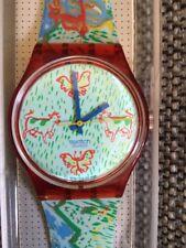 "1994 Swatch Watch ""Alphorn"" - GR 120 - NIB VINTAGE!"
