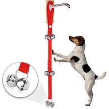 Dog Potty Training Bell Doorbell Adjustable for Housebreaking Housetraining Door