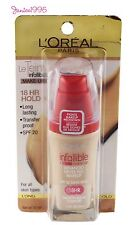 LOREAL L'OREAL Infallible Make Up Advanced Never Fail SPF20  #612 SAND BEIGE