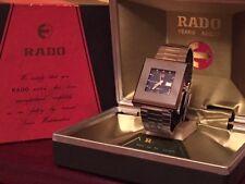100% AUTHENTIC 1969-1972 RADO DIAMASTER 10, ORIGINAL BOX, LIKE BRAND NEW