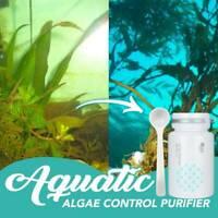 CrystalClear Algae Repellent Agent - tank moss remover Aquarium Algaecide