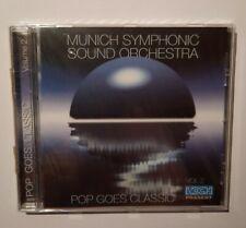 Munich Symphonic Sound Orchestra - Pop goes Classic - CD 1999