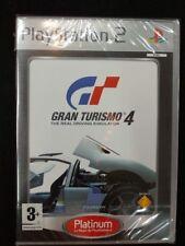 Sony PS2 juego - gran turismo 4 (ESP) (en el Embalaje) (usado)