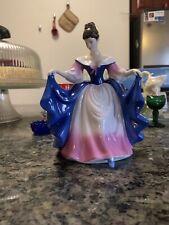 royal doulton figurine pretty ladie Sara Hn 4720