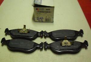 VOLVO COUPE 440-460-480 serie pastiglie freno  ANTERIORI  WVA 20147 DAL 1986