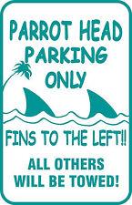 Custom Buffett Parrothead Bar Beer Beach Pool Key West Tropical Gift Sign #15