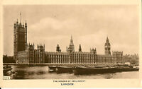 LONDON : The Houses of Parliament  RP