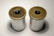 Leica? 10x vintage eyepiece pair lens okular paar oculare oculaire ocular