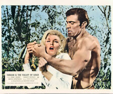 TARZAN AND THE VALLEY OF GOLD MIKE HENRY NANCY KOVACK