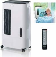 Honeywell Indoor Portable Evaporative Cooler with Fan Humidifier 176 CFM Remote