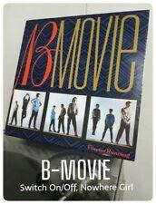 B-MOVIE - FOREVER RUNNING Vinyl Record Plaka