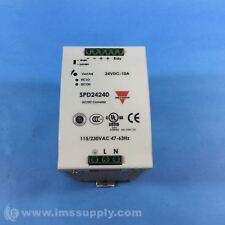 Carlo Gavazzi SPD242401 Power Supply FNOB